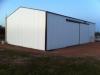 Construction bâtiment industriel - La Mainborgère (2/2)