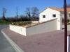 Mur de clôture - Beaulieu sous la Roche