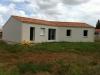 Construction maison individuelle (Gros Œuvre, couverture, enduit) - Corpe