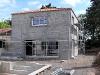 Extension maison + garage, Maison travaux en cours - Rosnay